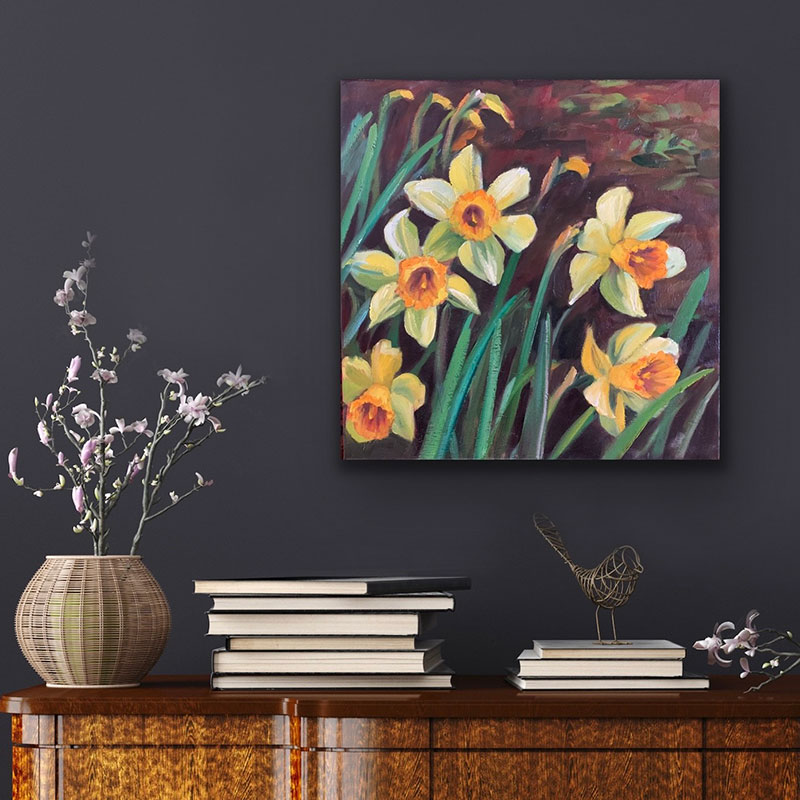 Daffodil Family in situ