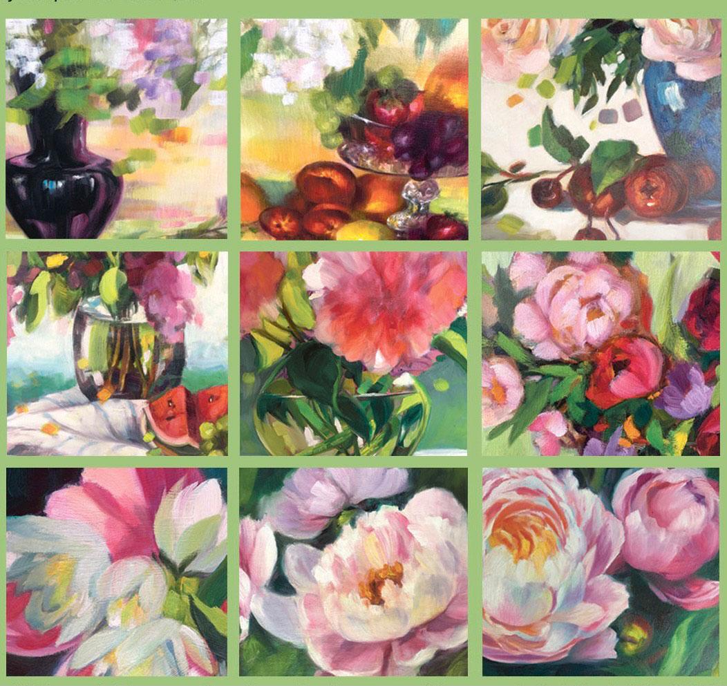 Spring 2021 Flower Shower Poster